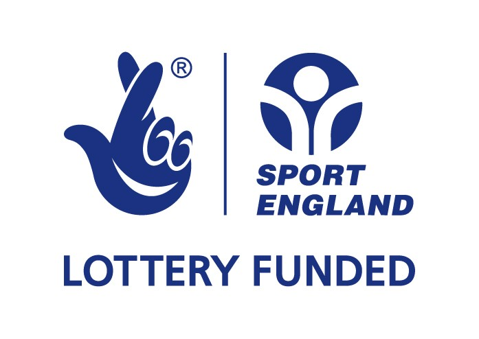 Logo: Sport England - Lottery Funded