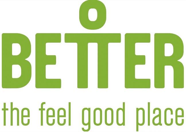 Logo: Better - The feel good place