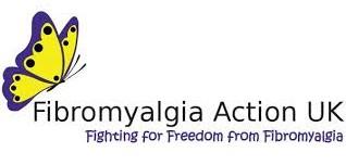 Logo: Fibromyalgia Action UK - Fighting for Freedom from Fibromyalgia