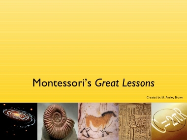Does Montessori education, in fact, contribute to the development of executive functions? Indeed it does. Click HERE to read more.