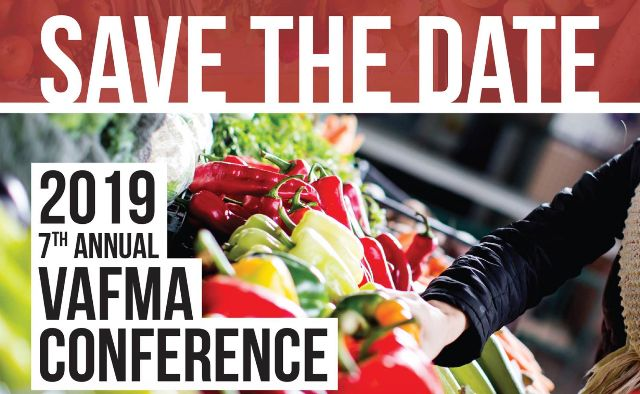 VAFMA Conference Save the Date