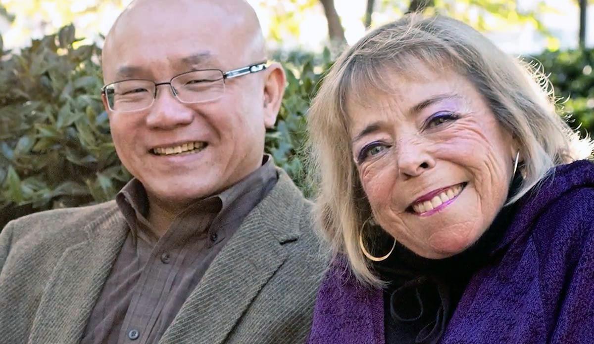Celeste Castillo Lee and her husband Shoou-Yih Daniel Lee