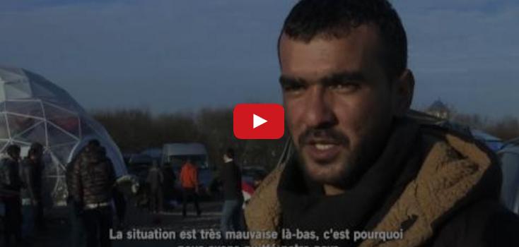 Migration: de Bruxelles à Calais