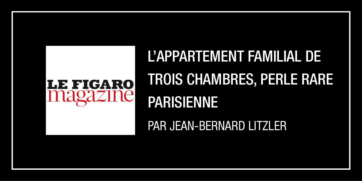 Article Figaro Magazine du 27/12/2019