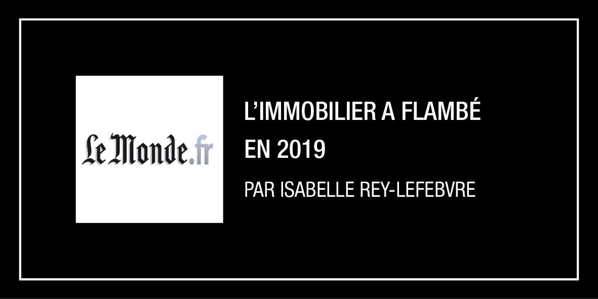 Article Le Monde du 06/01/2020