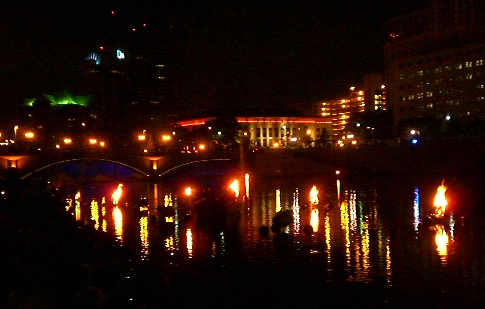 Riverfront Art Festival's Fire on the Scioto - with Live Music