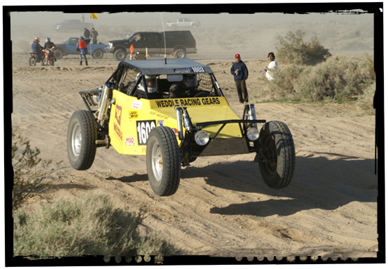 2013 Weddle Contingency Program for Off-Road Racing