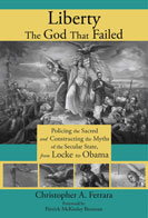 Liberty, the God That Failed cover