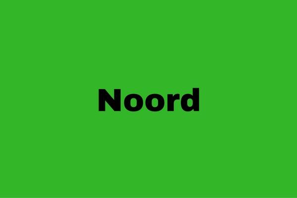 Activiteitenprogramma Noord