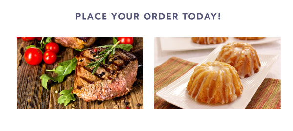 Place your order today!