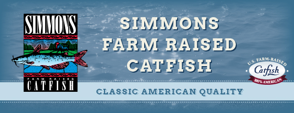 Simmons Farm Raised Catfish