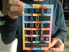 Gary Shteyngart, 'Super Sad True Love Story'
