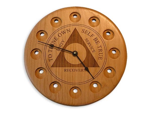 Medallion Holder Clocks