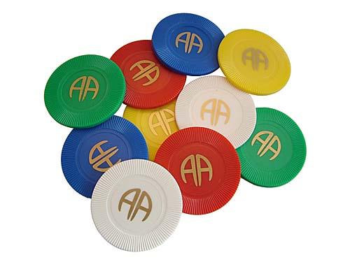 Plastic Poker Chips!
