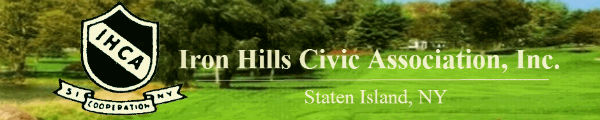 Iron Hill Civic Association
