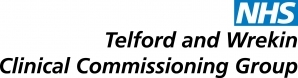 Telford and Wrekin CCG Logo
