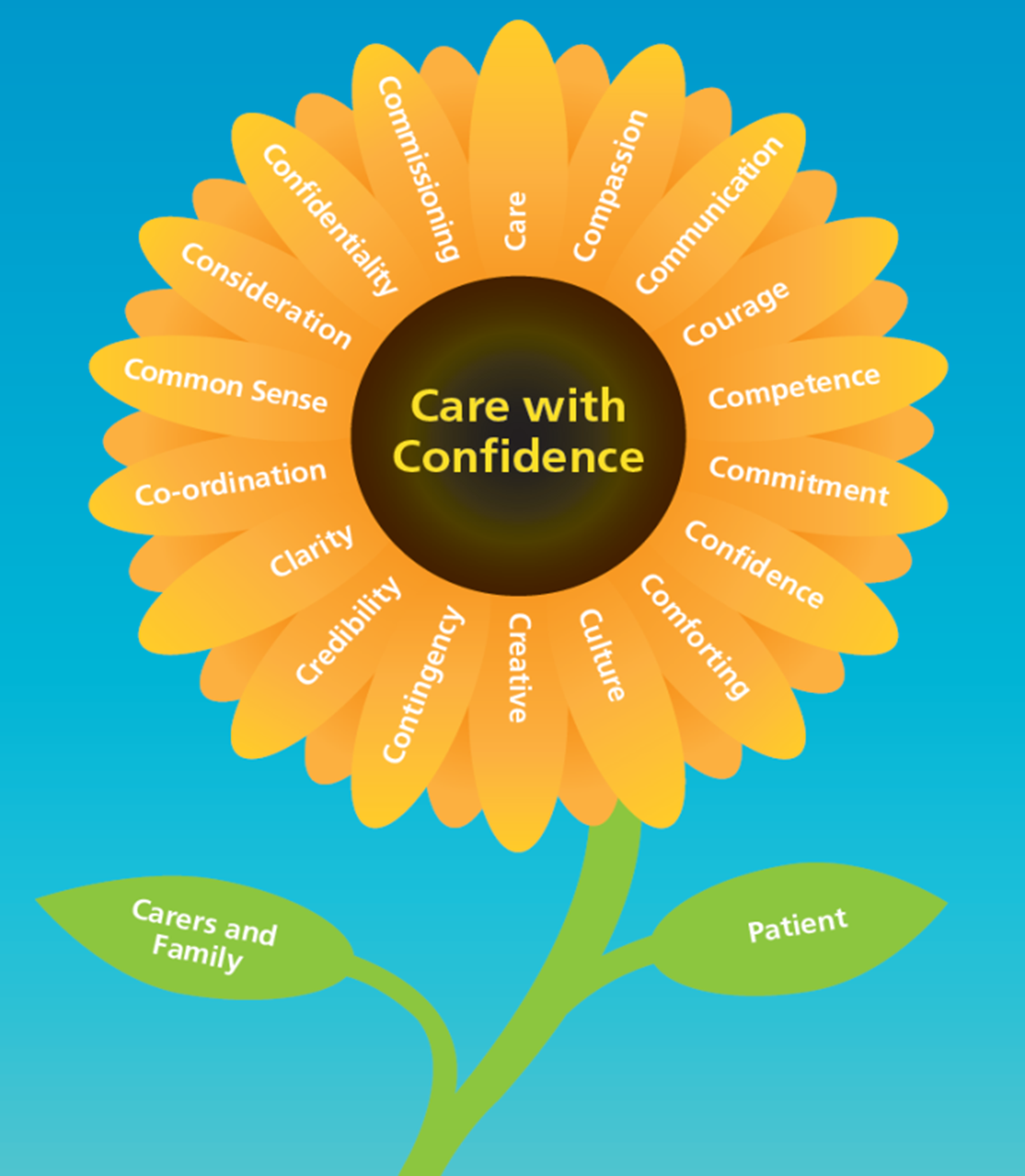 Care with Confidence Logo