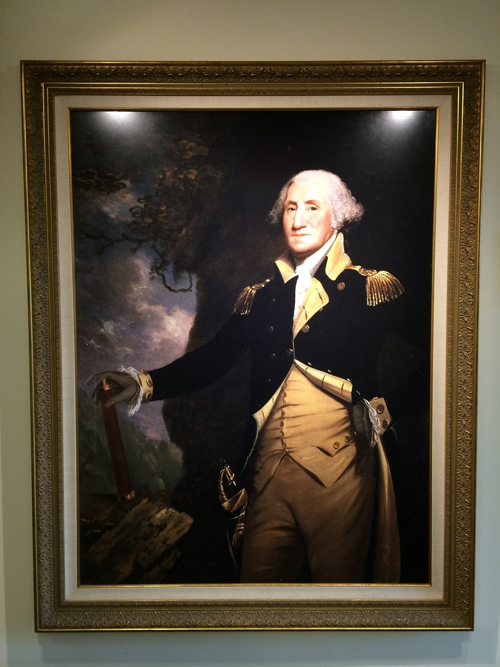 George Washington and the Leadership Institute