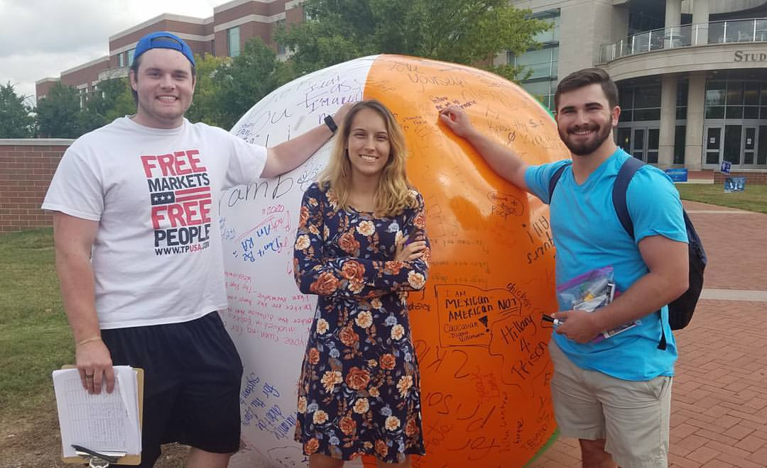 Activism Success: Activism Events Change Campus Policy