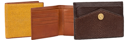 Stingray Wallets Collection