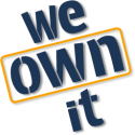 We Own it logo