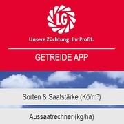 Die neue LG Getreide App