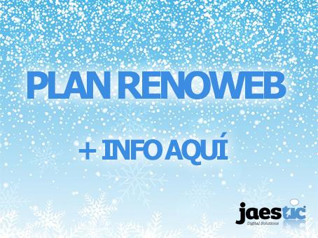 Plan Renoweb - Jaestic