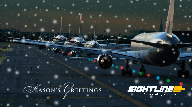 Holiday Taxiway Picture