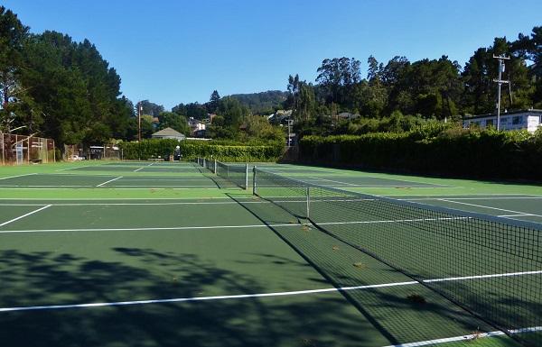 MLK Tennis Courts