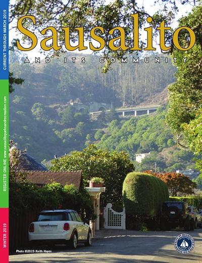 Winter 2019 Sausalito Magazine