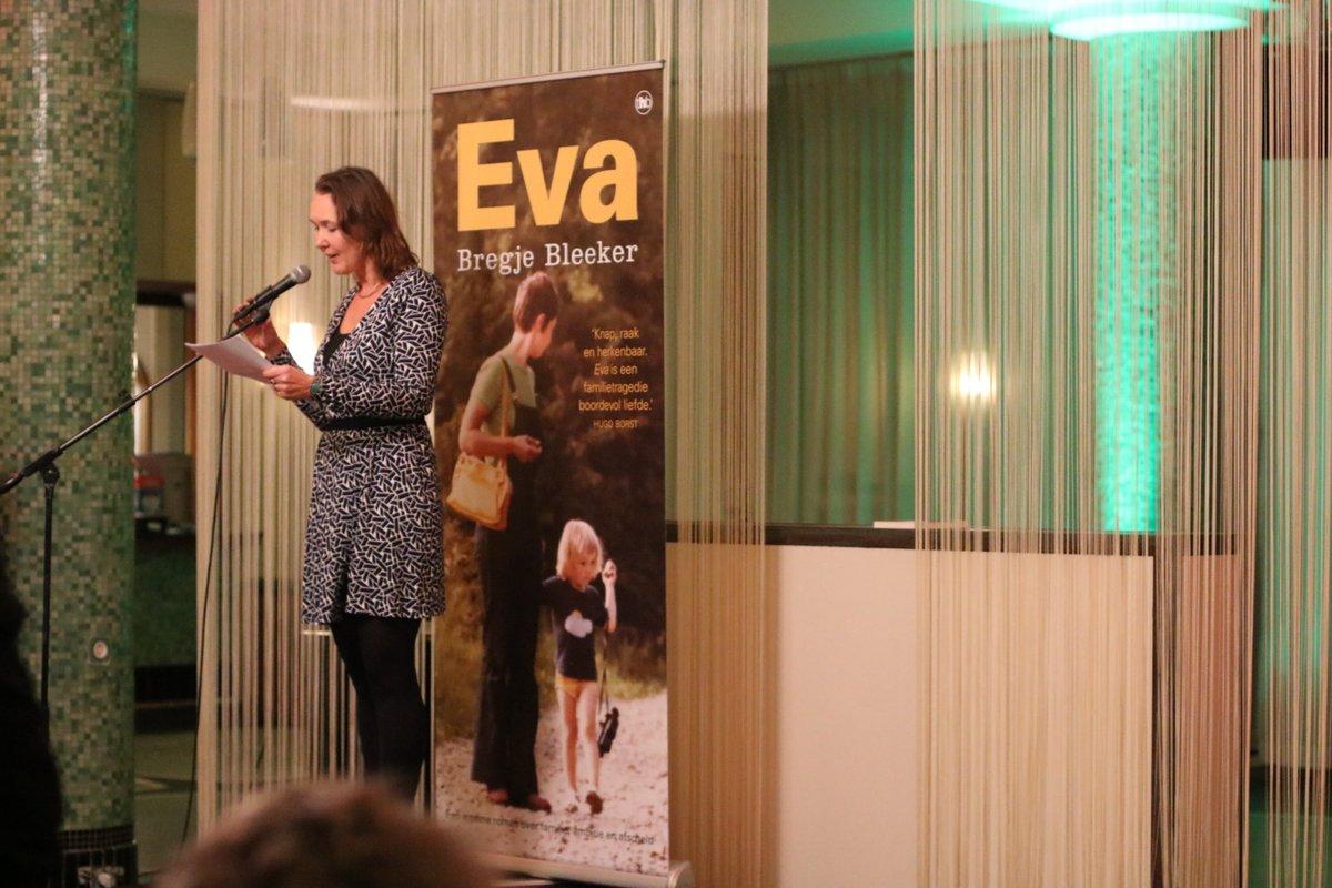 Eva boekpresentatie