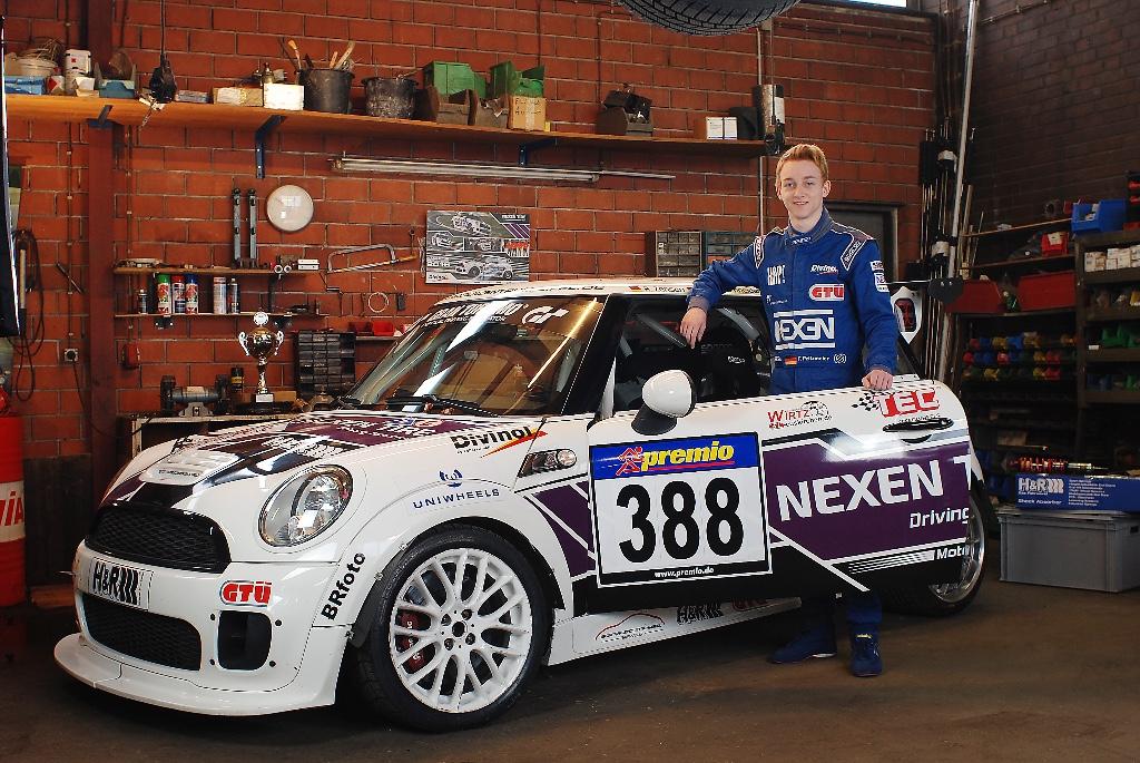 NEXEN Tire Mini und Fabian Peitzmeier