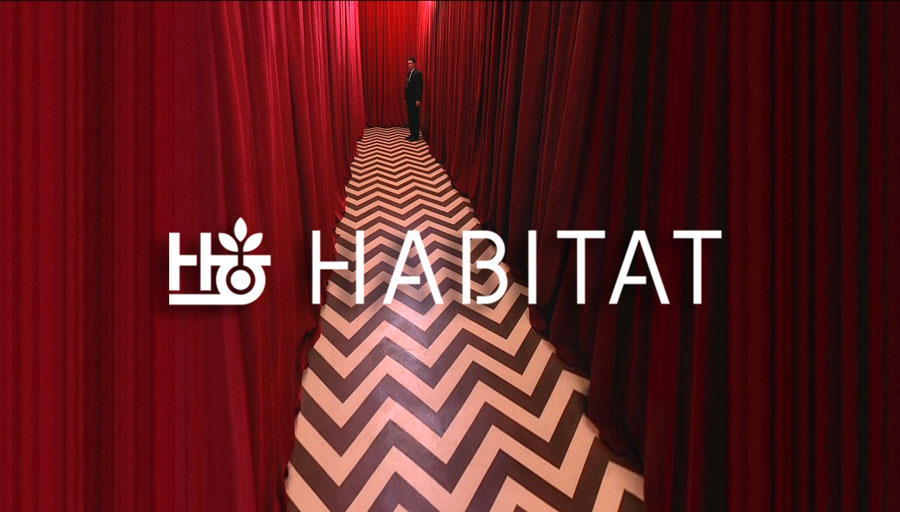 Habitat Skateboards Twin Peaks Collection