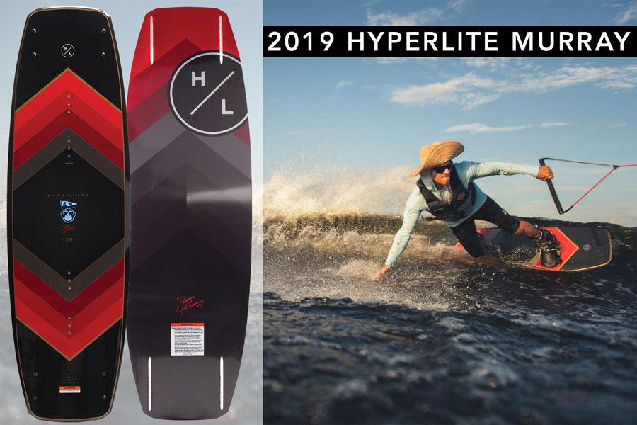 Hyperlite 2019 Murray Pro Wakeboard