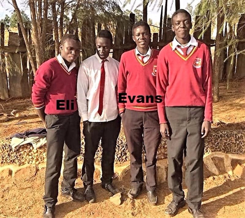 Eli and Evans