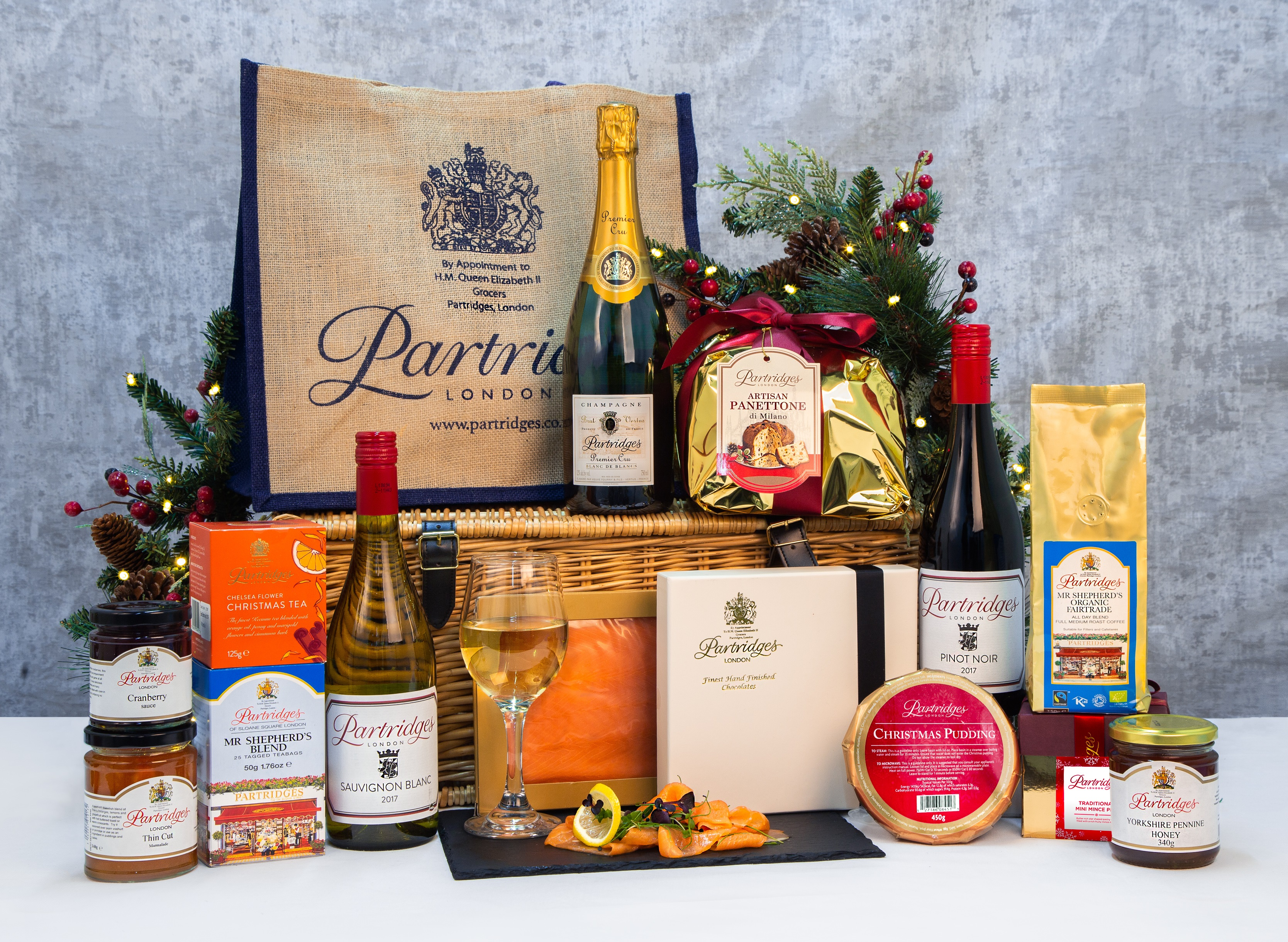 Partridges Hamper