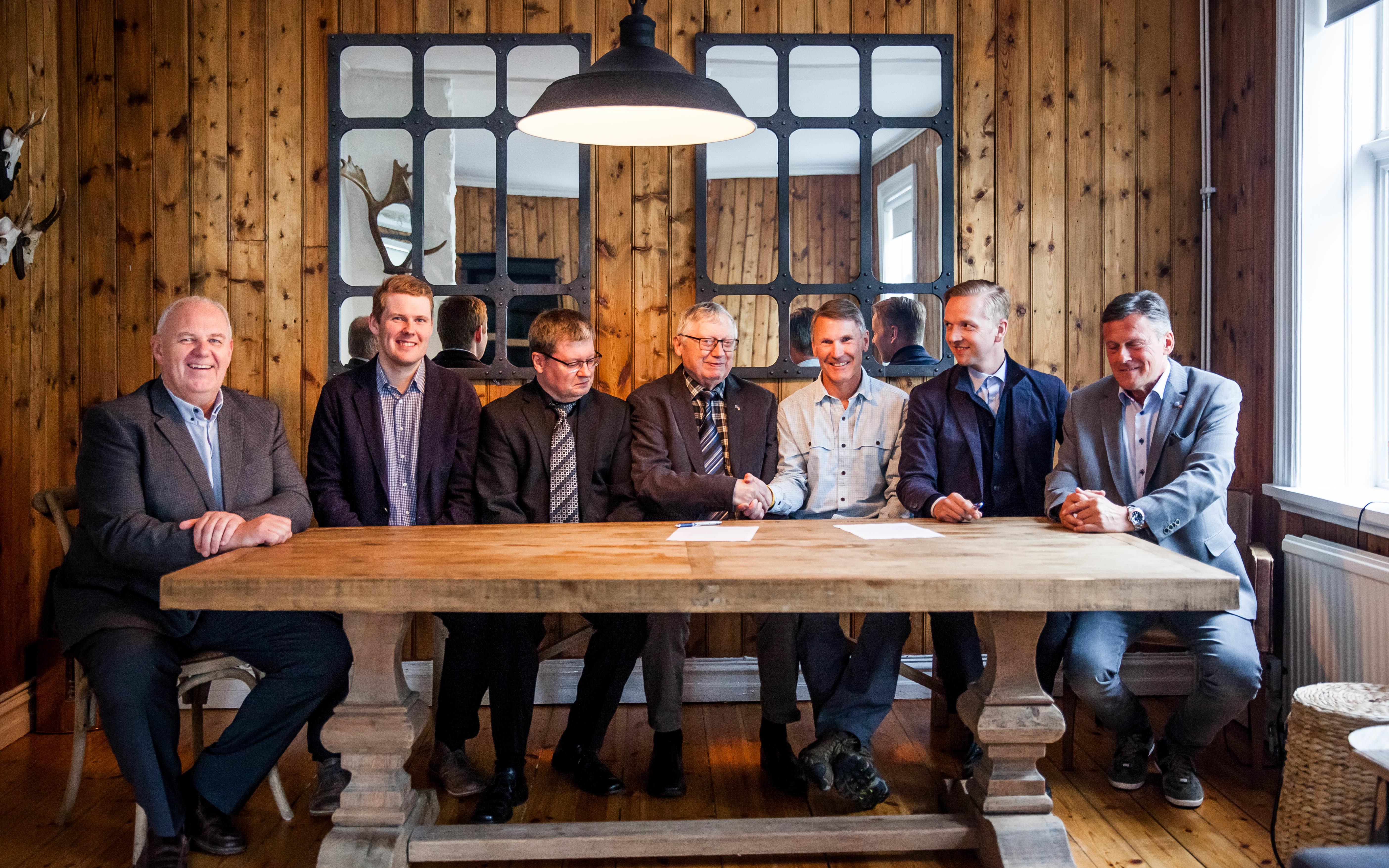 NASF, ASF, & Laksaskip delegations