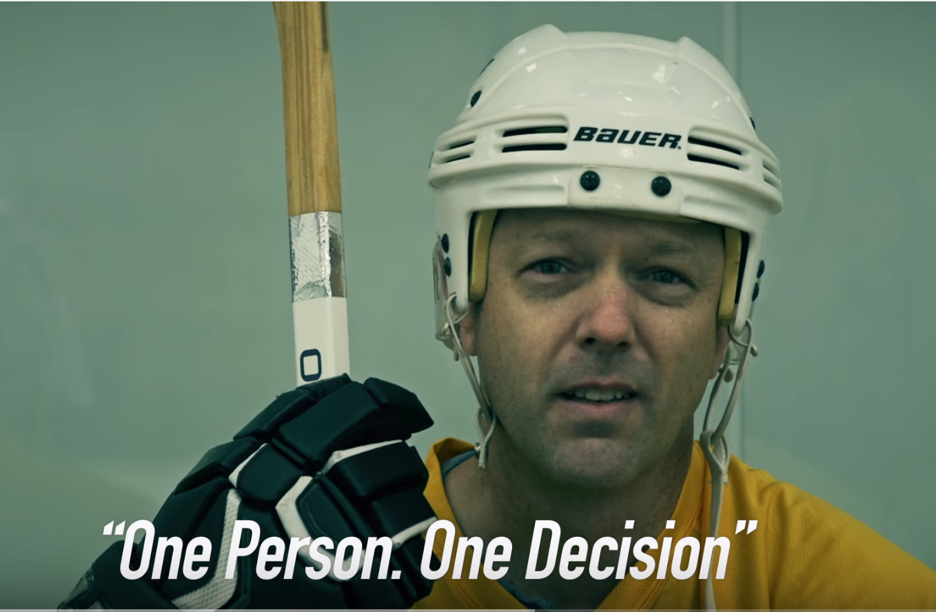One Person. One Decision