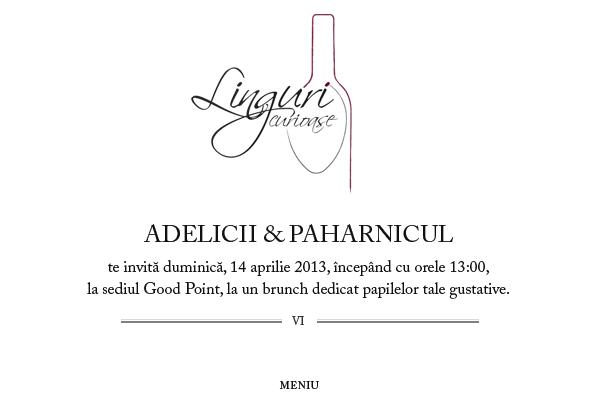 Linguri Curioase aprilie 2013 - Adelicii & Paharnicul
