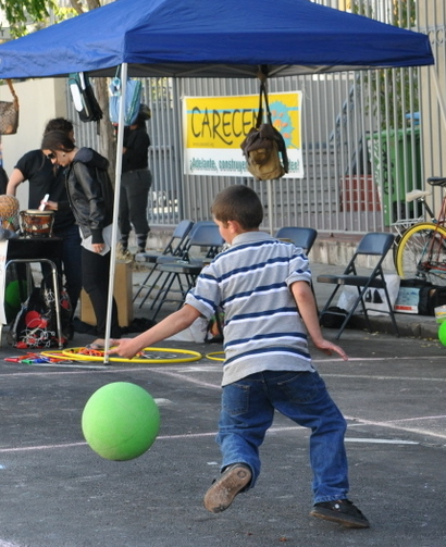 Dolores Community Youth Alliance Play Street