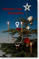 アントロのクリスマスツリー