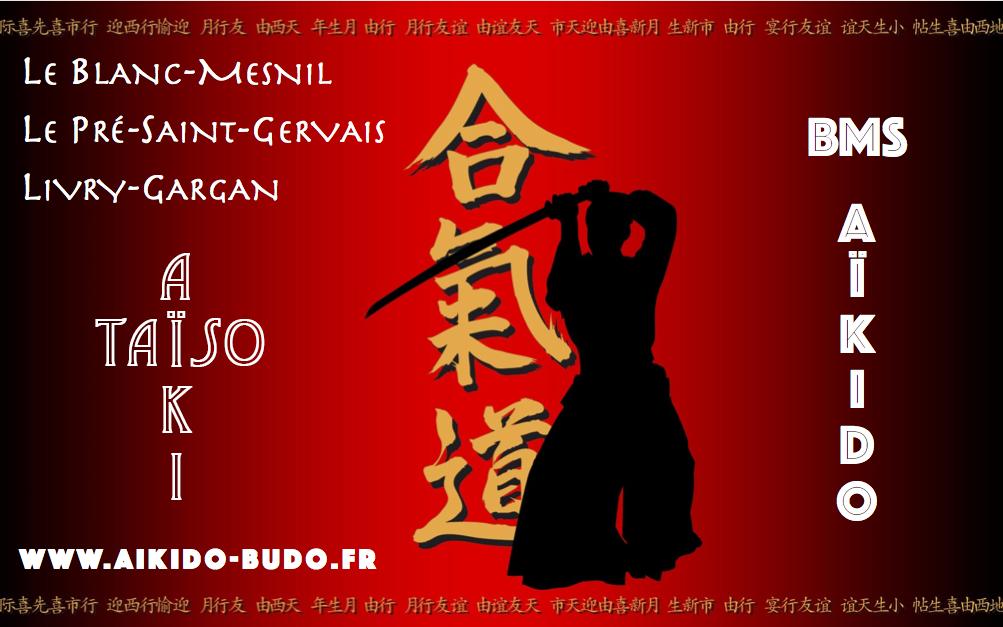 Logo BMS AIKIDO - AIKIDO-BUDO