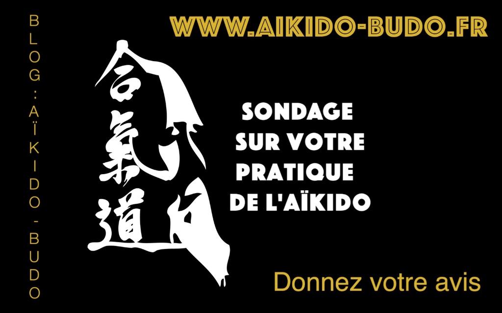 Questionnaire sur votre pratique de l'Aïkido