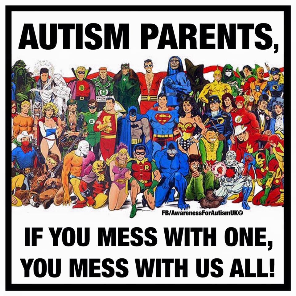 We Love this From Awareness For Autism UK