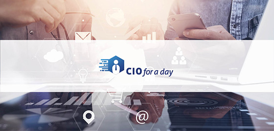 CIO for a day