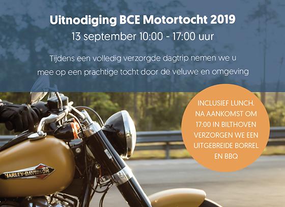 BCE Motortocht 2019
