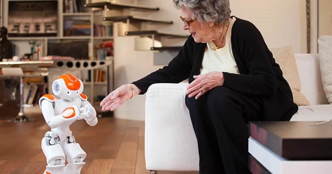 De toekomst van de zorg