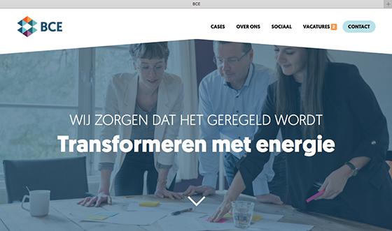 BCE website