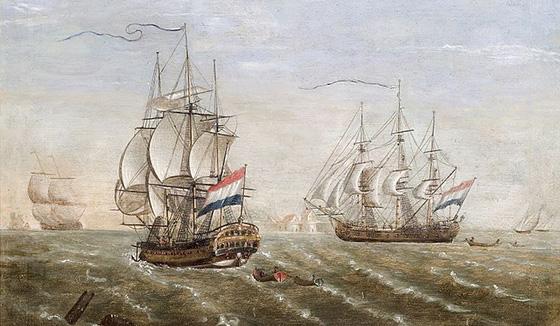 VOC-schepen