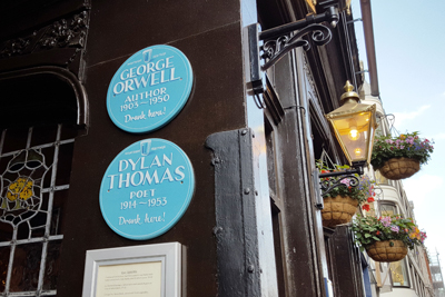 Dylan Thomas Was Here
